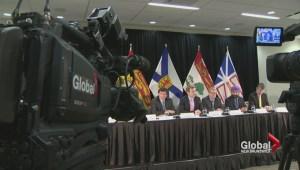 Atlantic Premiers meet in Fredericton