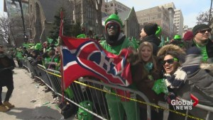Montreal St. Patrick's parade goes off without a hitch