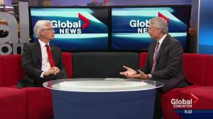 Jim Carr talks pipelines in one-on-one interview with Global News