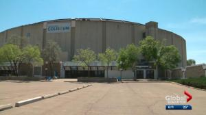 City councillors discuss what to do with Northlands Coliseum