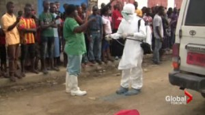 Ebola Concerns still Growing
