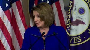 Nancy Pelosi calls CIA report on Russian hacking a 'stunning disclosure'