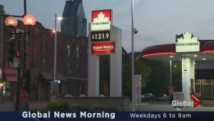 Montreal gas prices jump