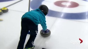 New Curling Canada policy recommends helmets for young and beginning curlers