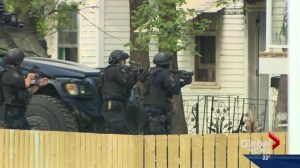 Saskatoon standoff ends peacefully