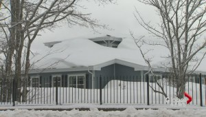 Roof collapses in Halifax area from weight of snow