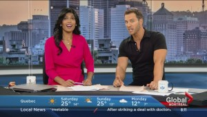 Eric Martsolf from Days of our Lives co-hosts