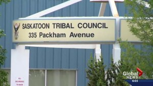 Saskatchewan government moves to collect files from tribal council