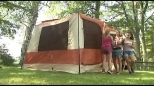 Kingston police take Kingston youth camping