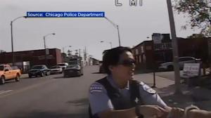 Chicago Police release video of female officer in violent altercation with suspect