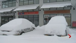 Fraser Valley digging out of snow