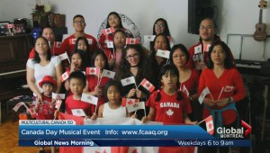 Community Events: Canada Day Musical Event