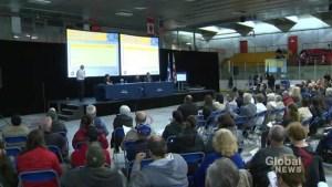 Quebec floods: Information session held in Pierrefonds over financial compensation
