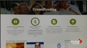 Crowd funding largely safe, but unregulated
