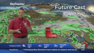 Weather Specialist Mike Koncan with your SkyTracker forecast May 25th