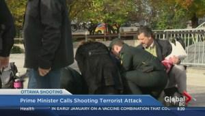 Terror attack on Canada