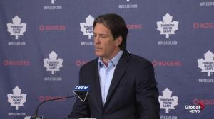 What traits is Brendan Shanahan looking for in next Maple Leafs GM?