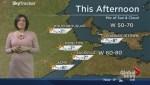 Local weather forecast: Mon. Jan. 5