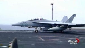 Fears of genocide propelling U.S. to engage in more airstrikes against ISIL