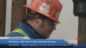 BIV: Pembina: LNG won't help climate change