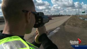 Traffic fines increase in Alberta