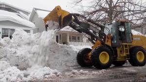 Buffalo braces for snow melt to turn into flooding