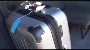 Raw video: Investigation begins after body discovered in suitcase in Bali