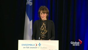 Security a priority, says Quebec Immigration Minister