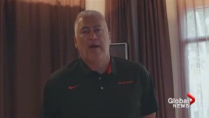 OSU coach releases statement from hotel room in Barcelona telling parents of his players that they're OK