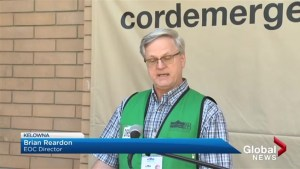 CORD EOC News Conference