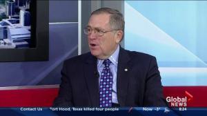 Mayor Atchison talks city council, refugees