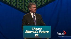 Prentice says NDP could undermine heart of Alberta's economy