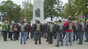 Halifax veterans pay tribute to fallen soldiers
