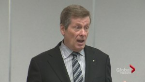 John Tory meets with transition team to discuss housing