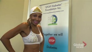 Record holder for oldest female body builder shares healthy living tips