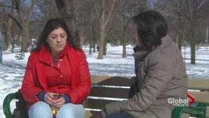 Domestic abuse survivor urges others to intervene