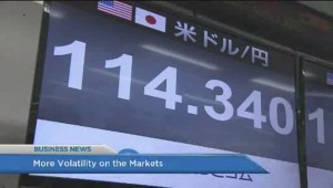 BIV: More Volatility in the markets