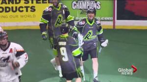 Saskatchewan Rush hope to carry success into playoffs