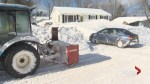 Snow clearing a real neighbourhood effort in Fredericton