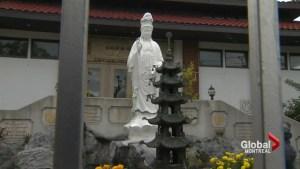 Buddhist monks fight for Côte-des-Neiges temple