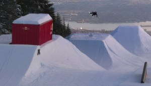 Grouse Mountain unveils new extreme snowboarding course