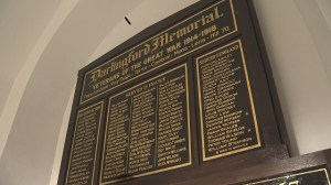 Manitoba town's incredible commitment  to honour First World War soldiers