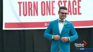 Edmontonians hit the catwalk at the Canadian Derby