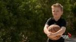 7-year-old Raptors fan wears team shirt for 3 months straight