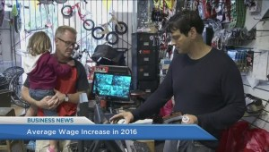 BIV: Average wage increase in 2016