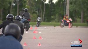 Motorcycle season revs up safety messaging