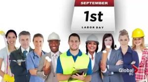 BC teachers dispute: Bittersweet Labour Day
