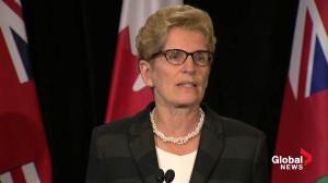 Wynne tells media what she'll tell OPP about controversial byelection