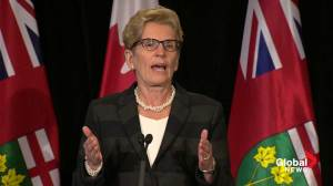 Premier Wynne explains why deputy chief of staff not asked to resign