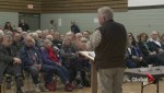 Local residents want surgical care at Delta Hospital meeting
